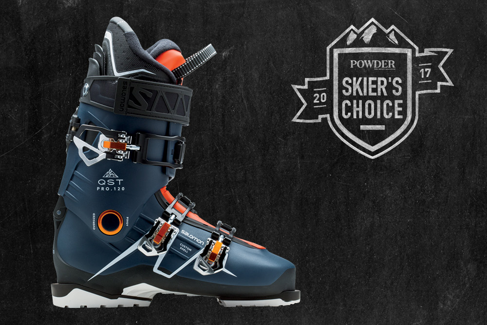 Ski Boots For Inbounds And Out Powder Magazine
