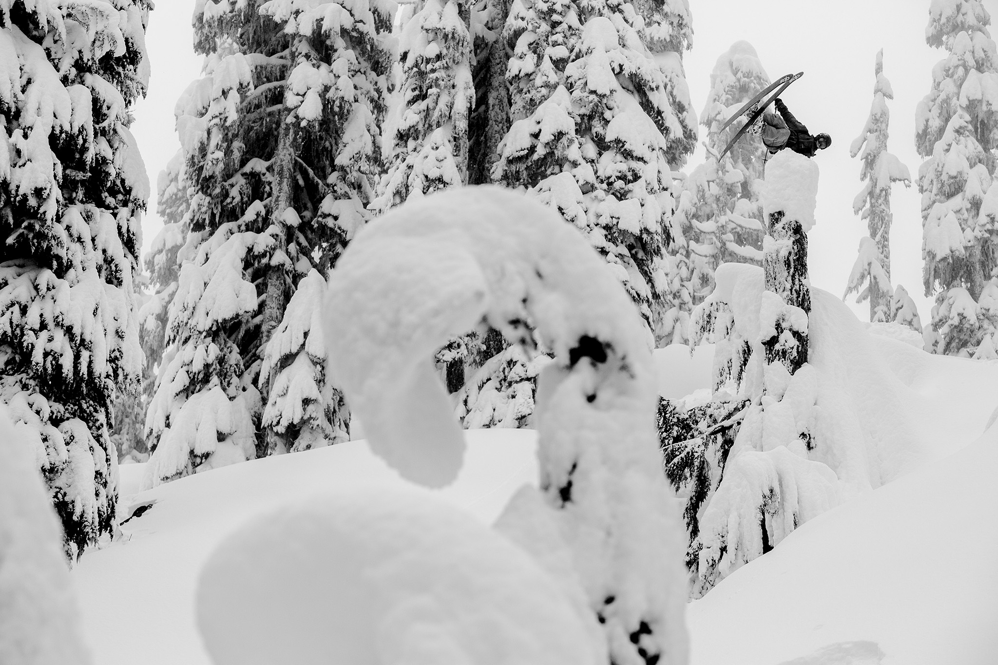 Rider: Piers SolomonLocation: Mt Baker