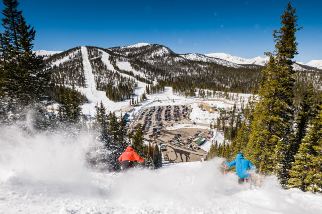 At Monarch Mountain, skiing is about having fun with your friends, not expensive lift tickets and high-rise hotels. PHOTO: Petar Dopchev