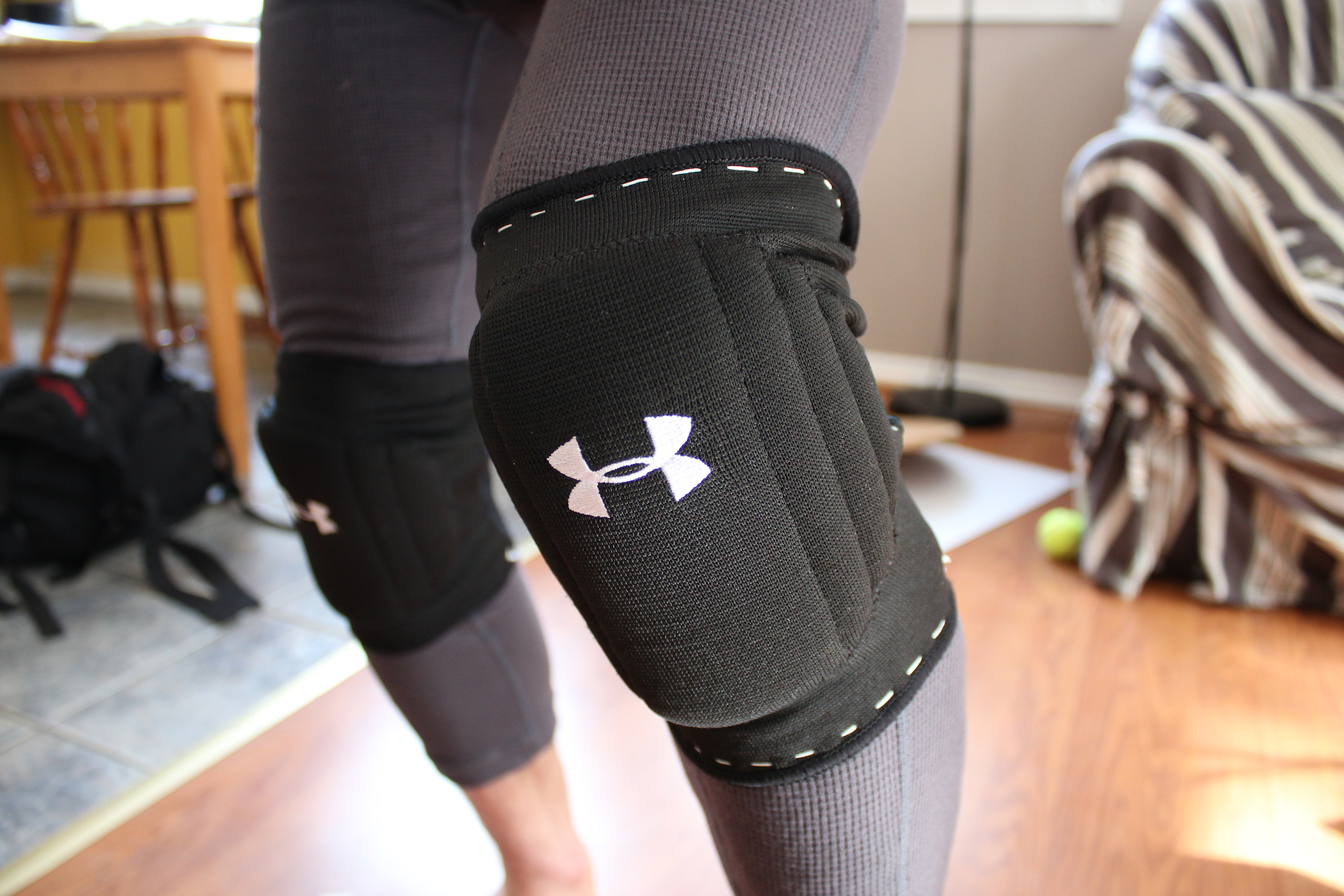 Gear Hack Knee Pads For Skiers Powder Magazine