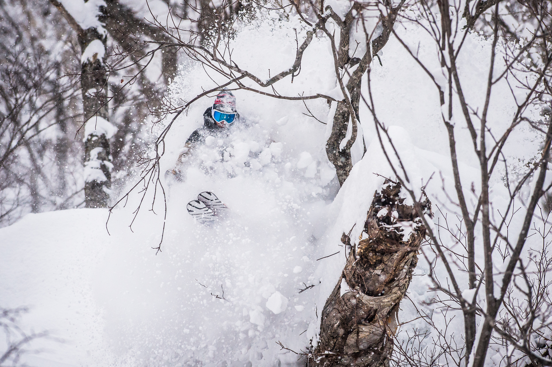 Pettit achieved success because he is, frankly, really good at what he does. And in the air, or skiing pow, no one is smoother. PHOTO: Blake Jorgenson/Superproof