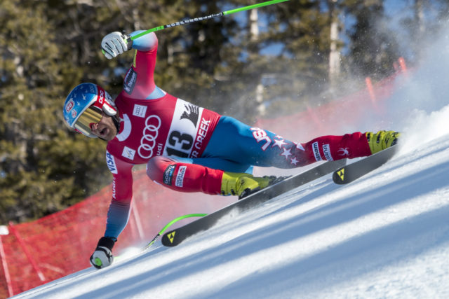 The 'Saslong Classic' at Val Gardena is one of the top-five downhill courses in Europe and where Steven Nyman looks to tie the record for wins. PHOTO: US Ski Team