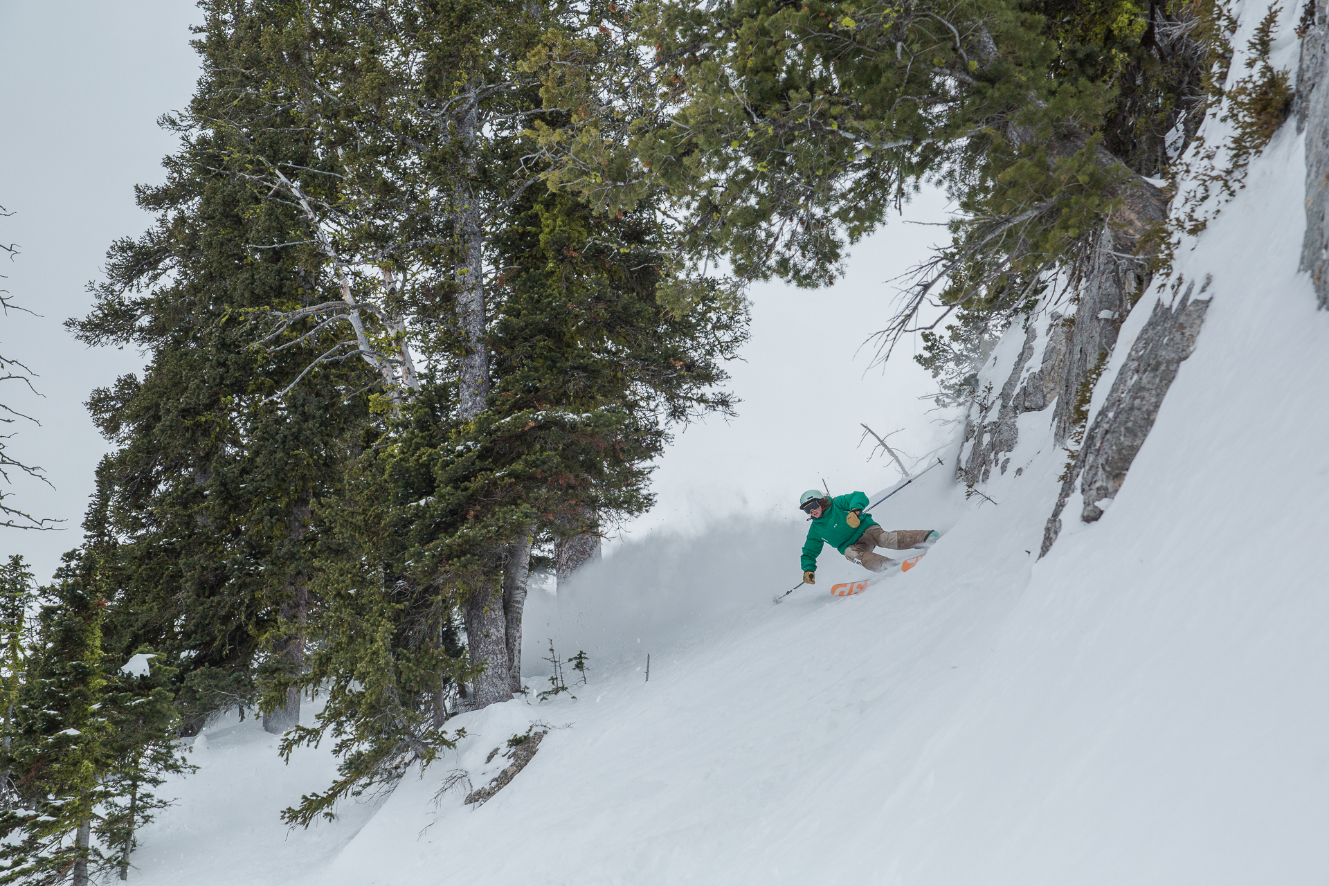 Mackenzie Lisac's competition strategy includes little planning, showing up late, shotgunning a beer before her run, and nearly winning the thing. PHOTO: Jason Thompson