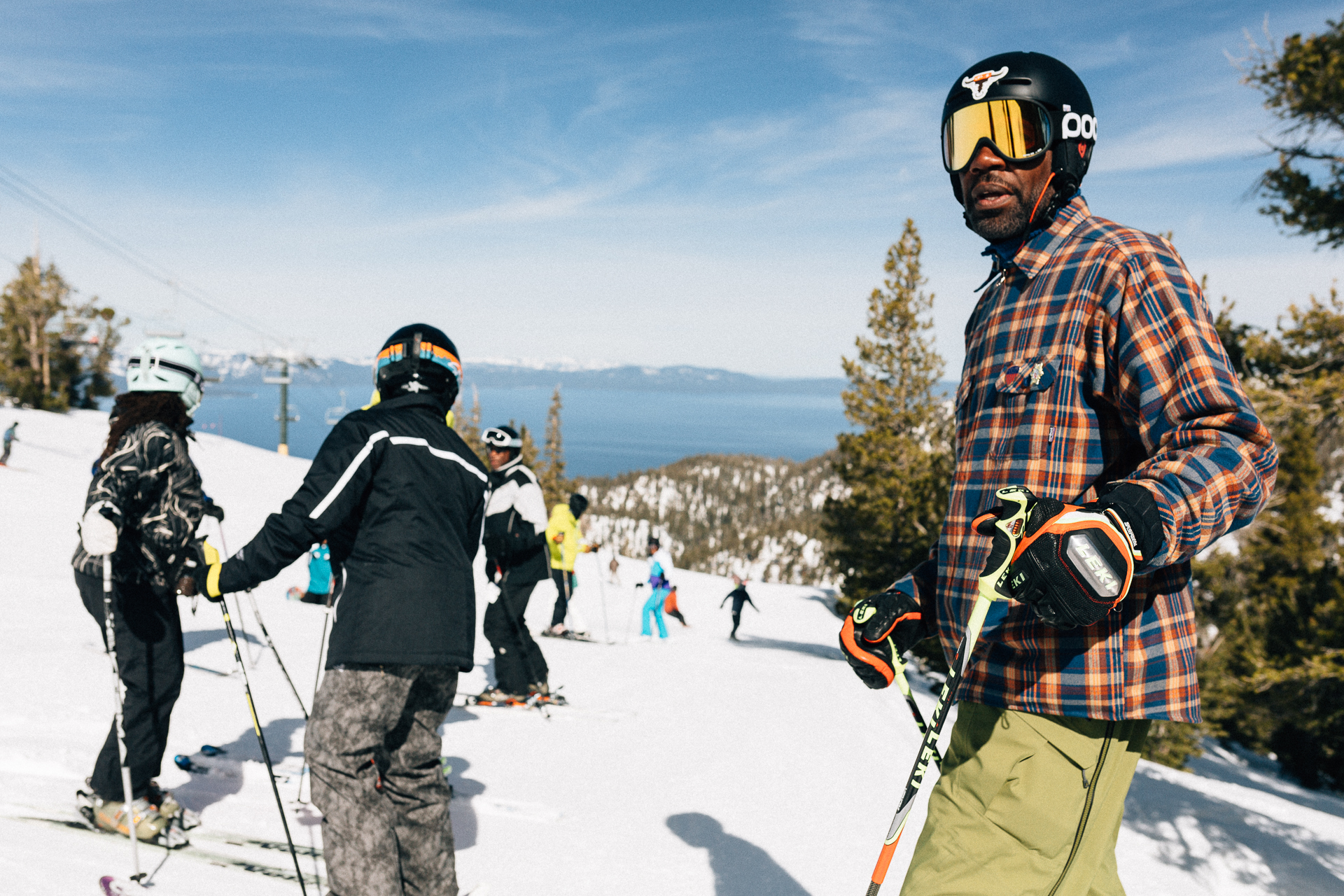 The National Brotherhood of Skiers is about family just as much as it is about the skiing.