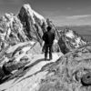 Summit of Middle Teton